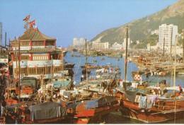 Floating Population Of Hong Kong - China (Hongkong)