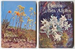 Fleurs Des Alpes 2 Tomes Payot - Rhône-Alpes