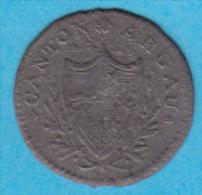Canton Argau,2 Batzen 1811 - Svizzera