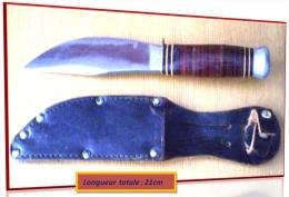 Très Beau Couteau Scout { BANDEN POWELL } - Scouting