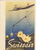 SWISSAIR - 1946-....: Moderne