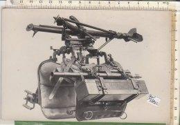 PO3781C# FOTOGRAFIA MILITARE II^ G.M. - ARTIGLIERIA ALPINA - TRASPORTO MITRAGLIATRICE BREDA Anni '30 - Guerre, Militaire