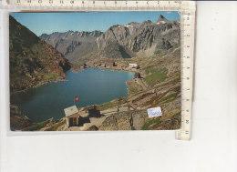 PO3895C# VALLE D'AOSTA - LAGO DEL GRAN SAN BERNARDO   VG 1958 - Italia