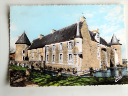 Carte Postale Ancienne : VILLEFAGNAN : Chateau De Saveilles - Villefagnan