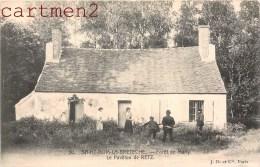SAINT-NOM-LA-BRETECHE FORET DE MARLY LE PAVILLON DE RETZ ANIMEE 78 - St. Nom La Breteche