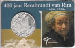 NETHERLANDS - 400 Years Rembrendt Van Rijn, 5 Euro Silver Coin 2006, Unused - Nederland