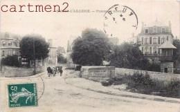 BOISSY-L'AILLERIE PASSAGE A NIVEAU 95 - Boissy-l'Aillerie