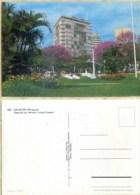 Ak  Paraguay - Asuncion - Plaza De Los Heroes - Hotel Guarani - Paraguay