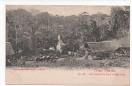 Congo Francais N°28 Factorerie Dans La Majumbe - Französisch-Kongo - Sonstige