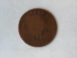 SUEDE 1 DALER S.M 1718 MARS - Suède