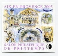 !!! AIX EN PROVENCE 2005 BLOC DE LA CNEP NEUF** - CNEP