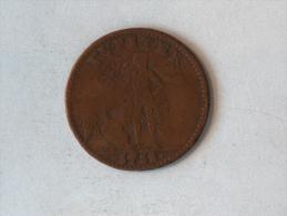 SUEDE 1 DALER S.M 1718 JUPITER IVPITER - Suède