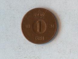 SUEDE 1 OR 1963 - Suède