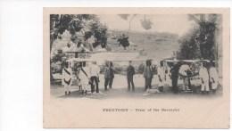 Freetown View Of The Barracks - Sierra Leone