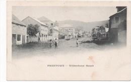 Freetown Willberforce Street - Sierra Leone