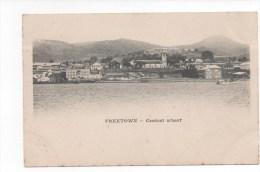 Freetown Central Wharf - Sierra Leone