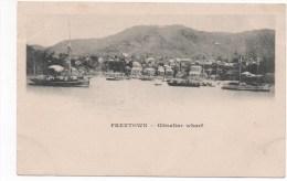 Freetown Gibraltar Wharf - Sierra Leone