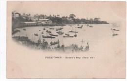 Freetown Susan Bay Saw Pit - Sierra Leone