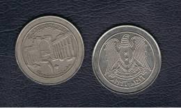 SIRIA / SYRIA - 10 Pound 1996   KM124 - Siria