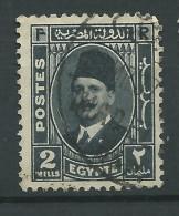 Egitto, 1927/37 - 2m King Fuad - Nr.129 Usato° - Usati