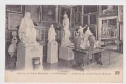 LANGRES - LE MUSEE - N° 85 - INTERIEUR DU MUSEE HISTORIQUE ET ARCHEOLOGIQUE - Langres