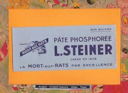 BUVARD :  Pate Phosphorée Mort Aux Rats - Agriculture