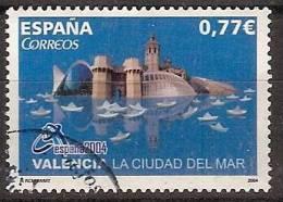 España U 4093 (o) Edificios. 2004 - 2001-10 Usados