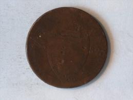 IRLANDE CRONEBANE HALF PENNY TOKEN 1789 ASSOCIATED IRISH MINE COMPANY - Irlanda