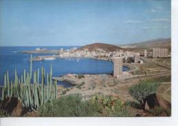 (TENE59) TENERIFE. LOS CRISTIANOS . VISTA PANORAMICA - Tenerife