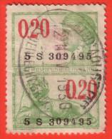 Additional, Charity, Revenue Stamp - Belgium - Belgien