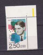 FRANCE / 1992 / Y&T N° 2751 ** : Georges AURIC - Gomme D'origine Intacte - France