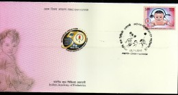 India 2013 Indian Academy Of Pediatrics IAP Health Child FDC Inde Indien - Health