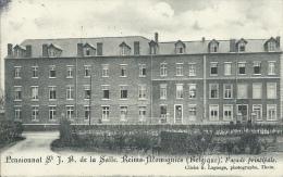 Momignies -Pensionnat Des Frères De Reims - Façade Principale -1906 ( Voir Verso ) - Momignies