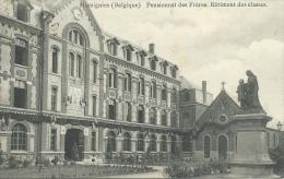 Momignies - Pensionnat Des Frères De Reims - Bâtiment Des Classes -1909 ( Voir Verso ) - Momignies