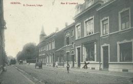 Herstal - Rue St Lambert - 1908 ( Voir Verso ) - Herstal