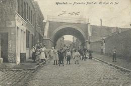 Herstal - Nouveau Pont Du Chemin De Fer - Superbe Animation ( Voir Verso ) - Herstal
