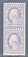 U.S. 489   Perf 10  Type I    **  Rotary  Press  No  Wmk  1917 - Unused Stamps