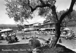 Montecatini Terme. Piscina Le Panteraie - Italia