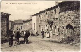 LE BASSAT - La Poste Et La Mairie   (64135) - Sonstige Gemeinden
