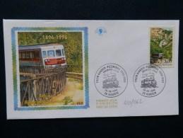 40.062     FDC  FRANCE - Trains