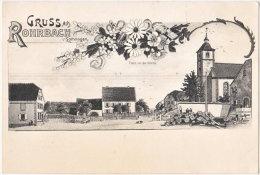 57. Gruss Aus ROHRBACH - France