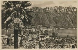 Melide - Panorama Verso Bissone  (3I-059 - Switzerland