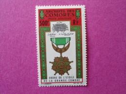 Comores Aériens Neuf   N° 13 ** ( Lot 18 ) - Comoro Islands (1950-1975)