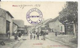 Manois    La Grande Rue - Other Municipalities