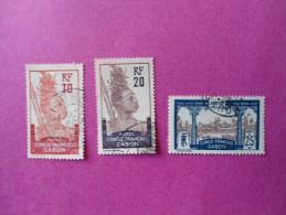 Gabon Poste Oblitéré   ( Lot 4 ) - Gabon (1886-1936)
