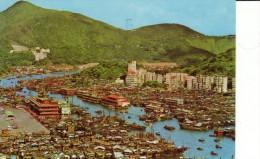 Bird's-eye View Of Aberdeen - China (Hongkong)