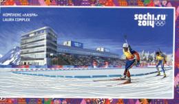 (101) Sochi Winter Olympic Games Maximum Card - Venue Postcard - Russia - - Olympic Games