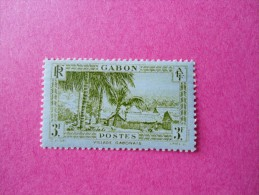 Gabon Taxe Neuf * N° 143  ( Lot 49 ) - Gabon (1886-1936)