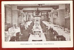 "CPSM 10X15 . ITALIE . TURIN . Ristorante  "" TAVERNA DANTESCA"" Prop. Cav. DEPANIS & C° - Bars, Hotels & Restaurants"