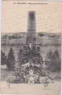 14 / 2 / 215  -   BELFORT  - MONUMENT  DES  MOBILES - Belfort - Ville